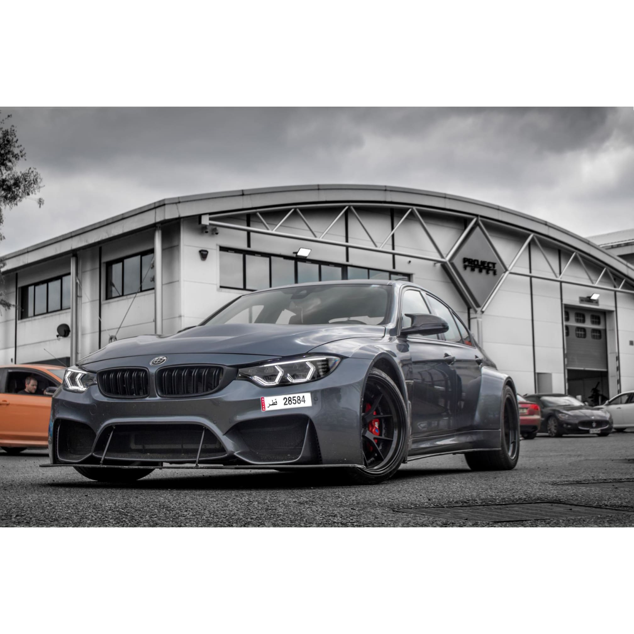 The Bavarians - Independent BMW Service Specialist - Manchester, Lancashire M17 1EJ - 01618 263371 | ShowMeLocal.com