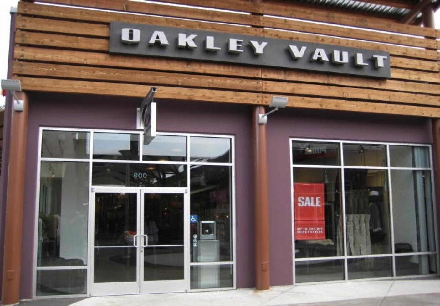 oakley outlet seattle