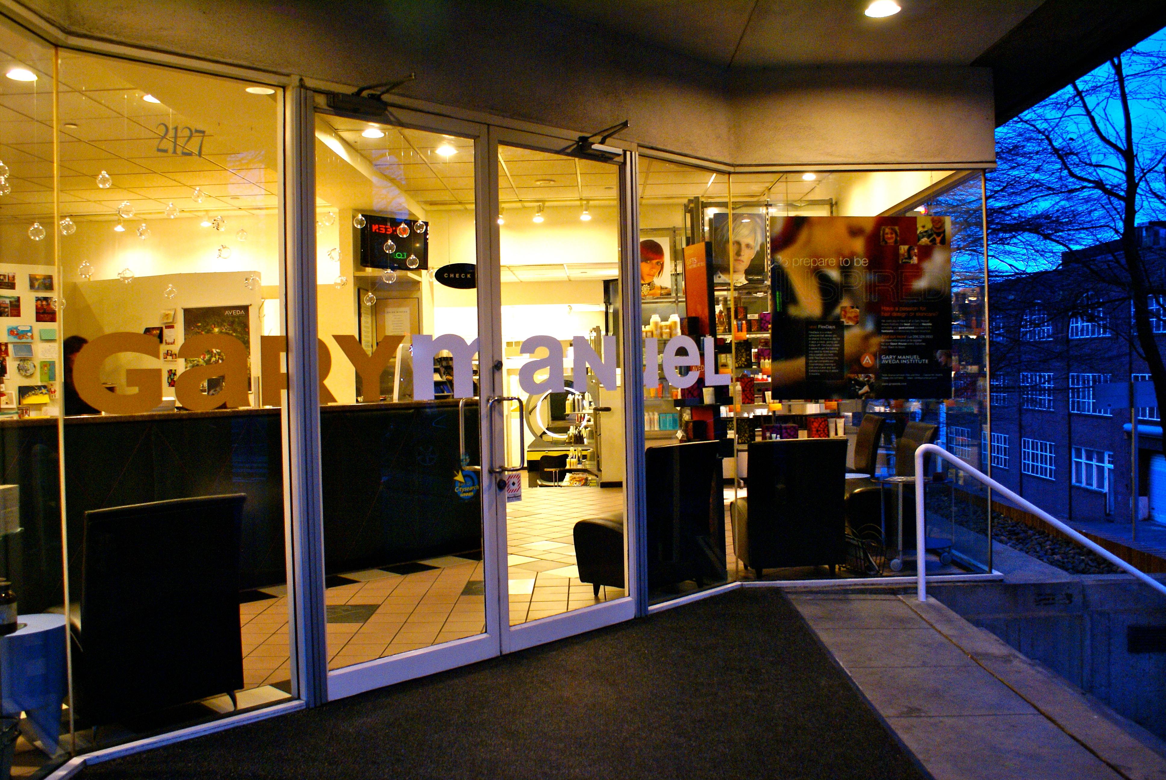 Gary manuel salon 2127 1st ave seattle wa hair salons for Salon seattle