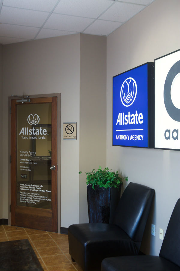 James anthony allstate insurance coupons hoover al near for Allstate motor club discount code