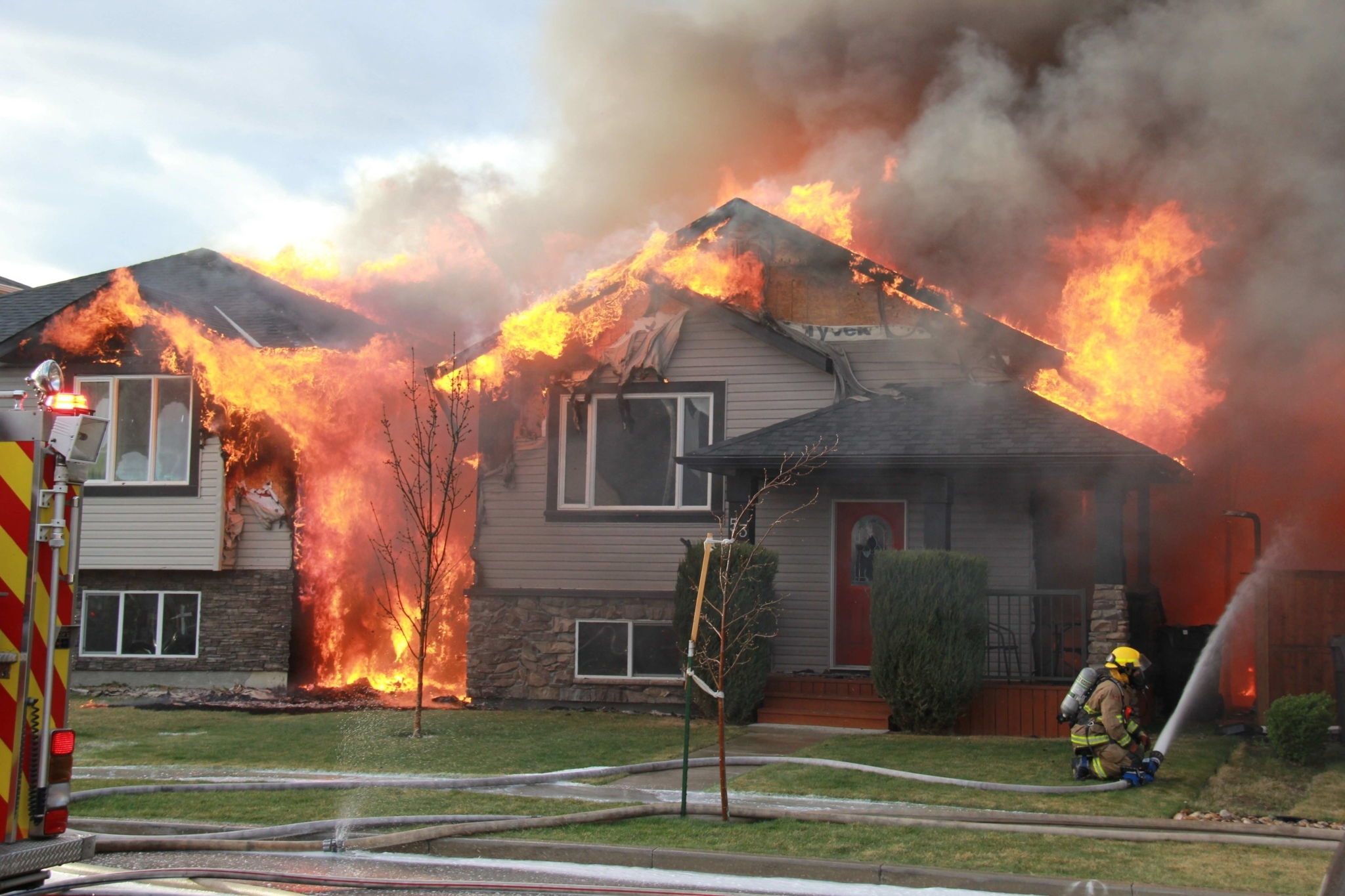 Fire Damage Stutters Disaster Kleenup Kelowna (250)763-1555