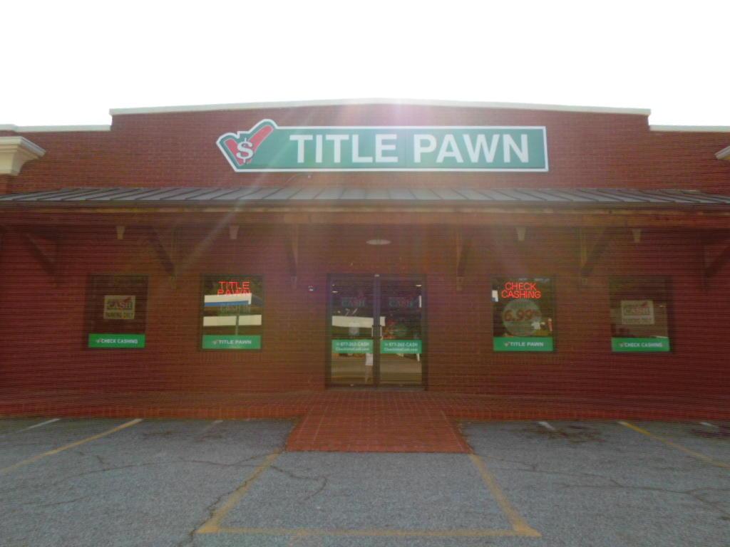 check into cash title pawn in cartersville ga 30120. Black Bedroom Furniture Sets. Home Design Ideas