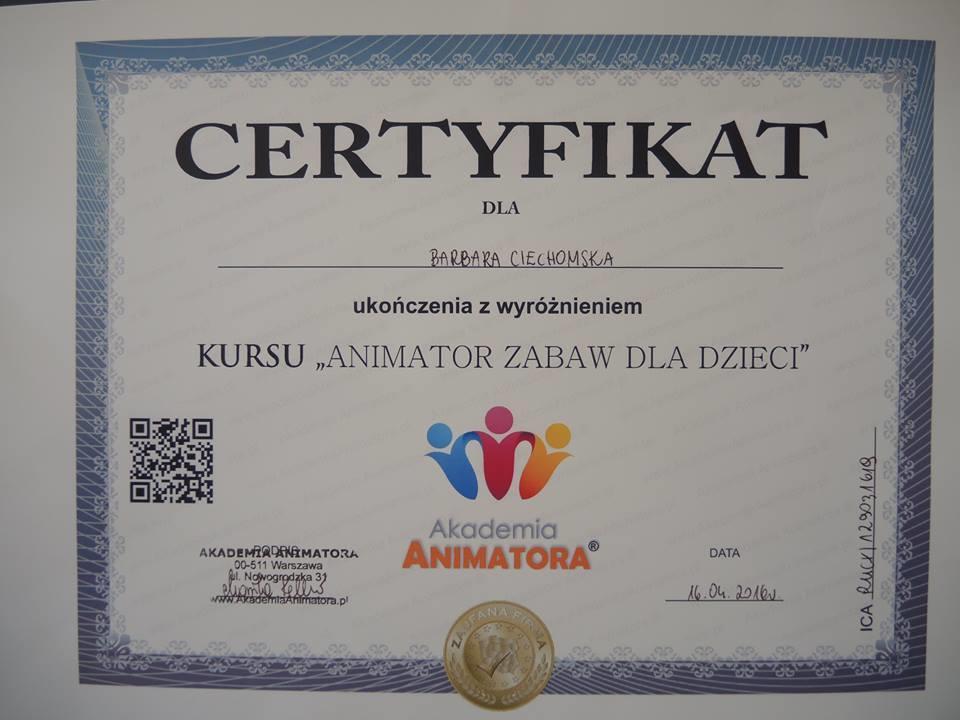 Firma Animacyjna Miodkowe Marzenia