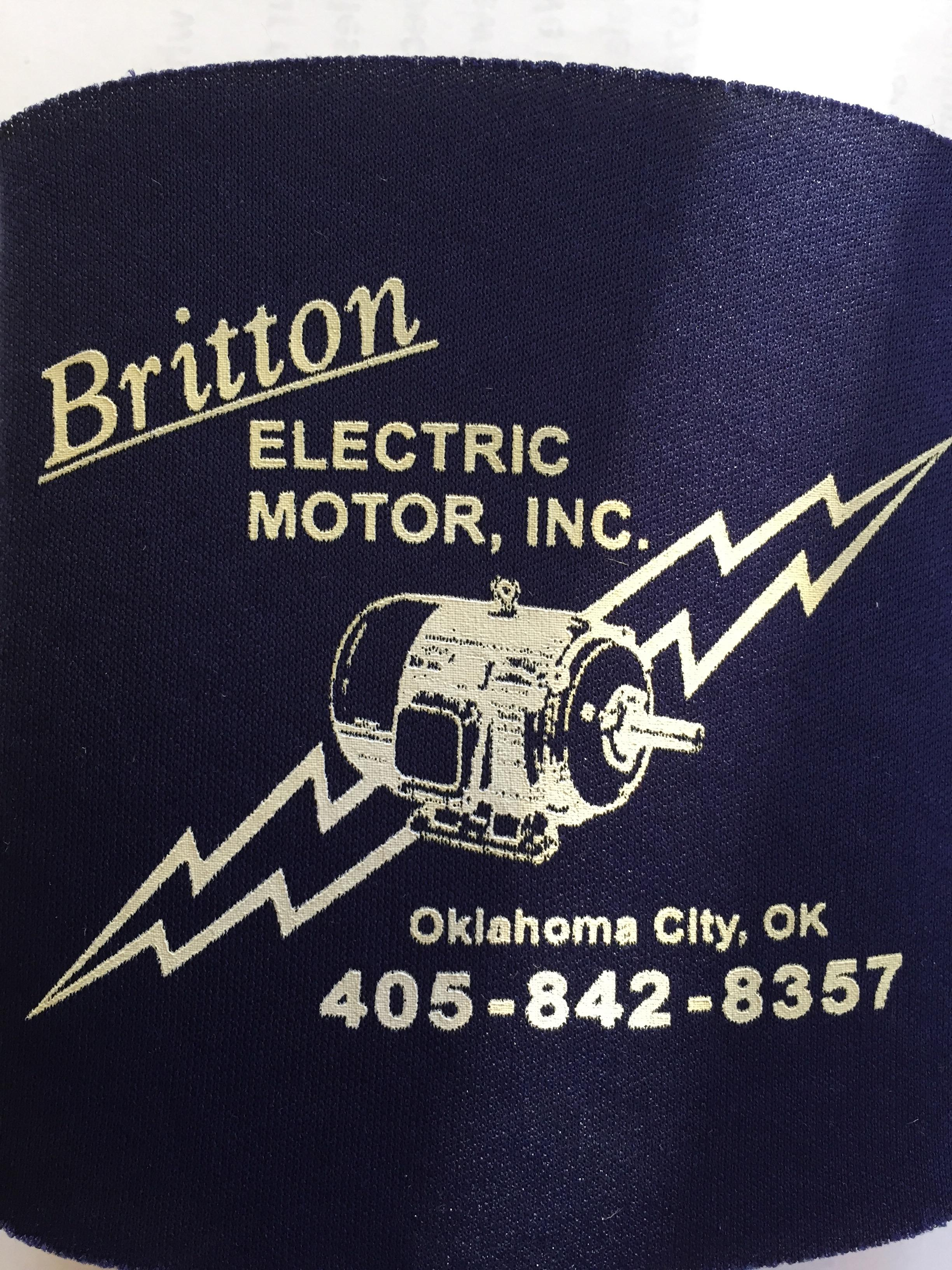 Britton electric motor inc in oklahoma city ok 73114 for Electric motors of iowa city