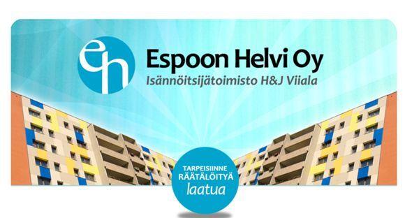 Espoon Helvi Oy/ Isännöitsijätoimisto H & J Viiala