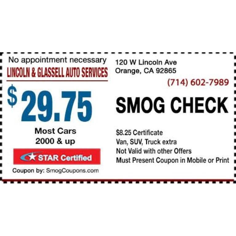 Lincoln Glassell Auto Service