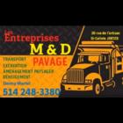 Les entreprises M et D