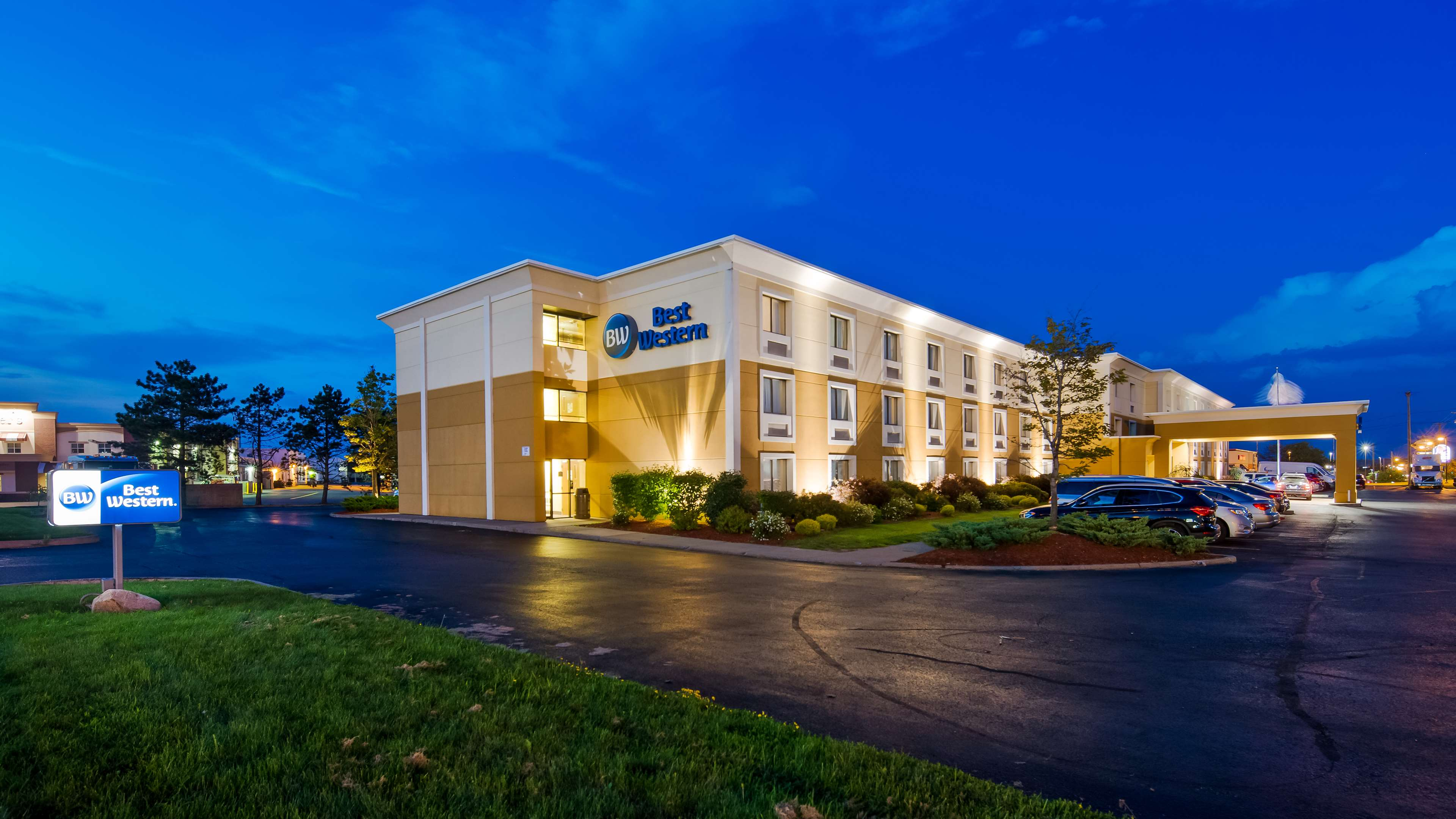 Hotels Motels Rochester Ny