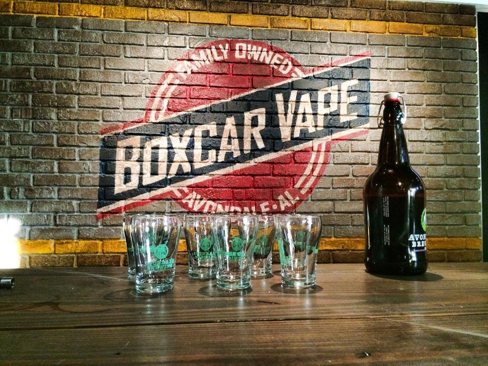 Boxcar Vape Shop of Birmingham