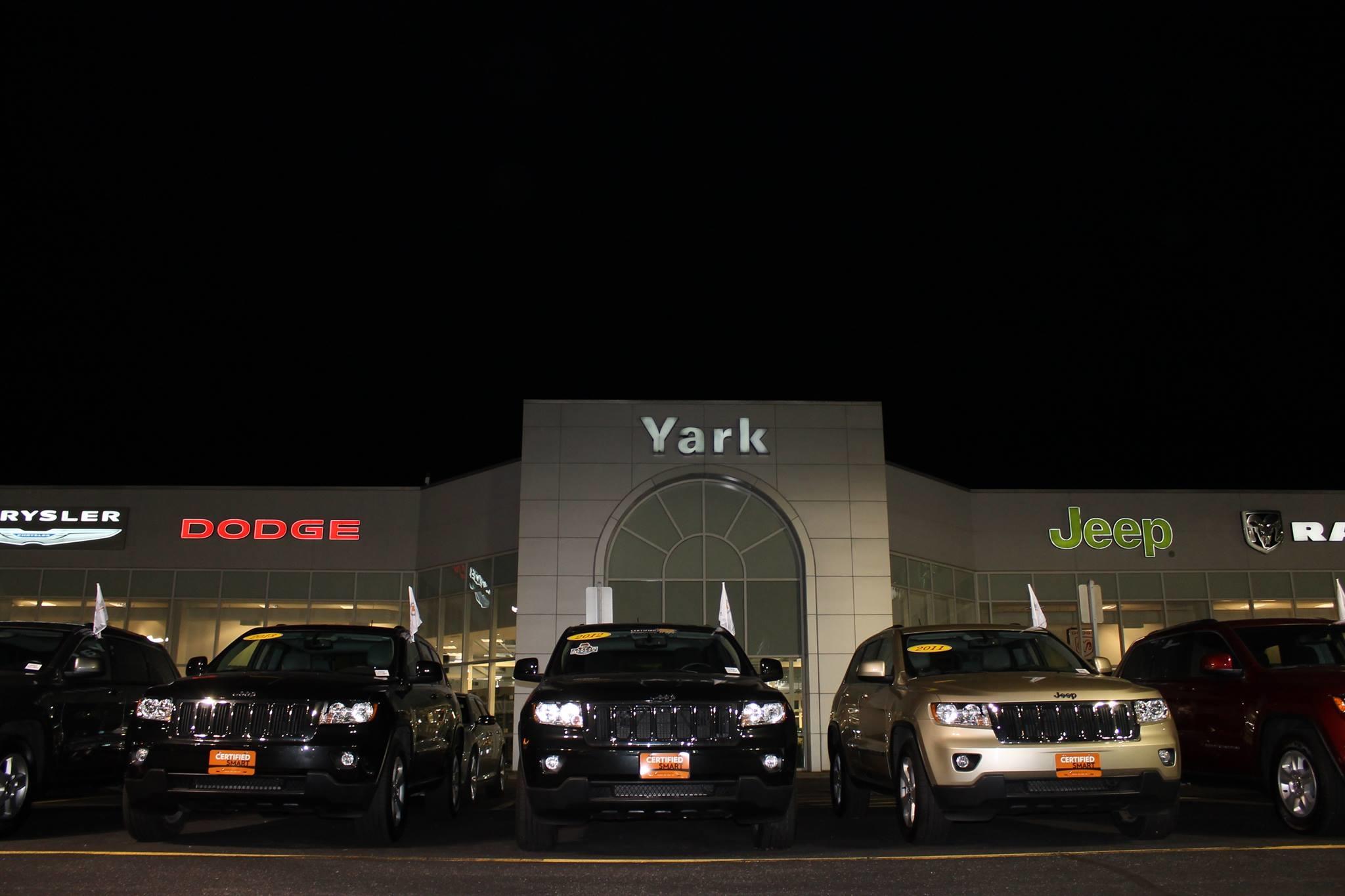 Yark Chrysler Jeep Dodge Ram in Toledo, OH 43615 ...