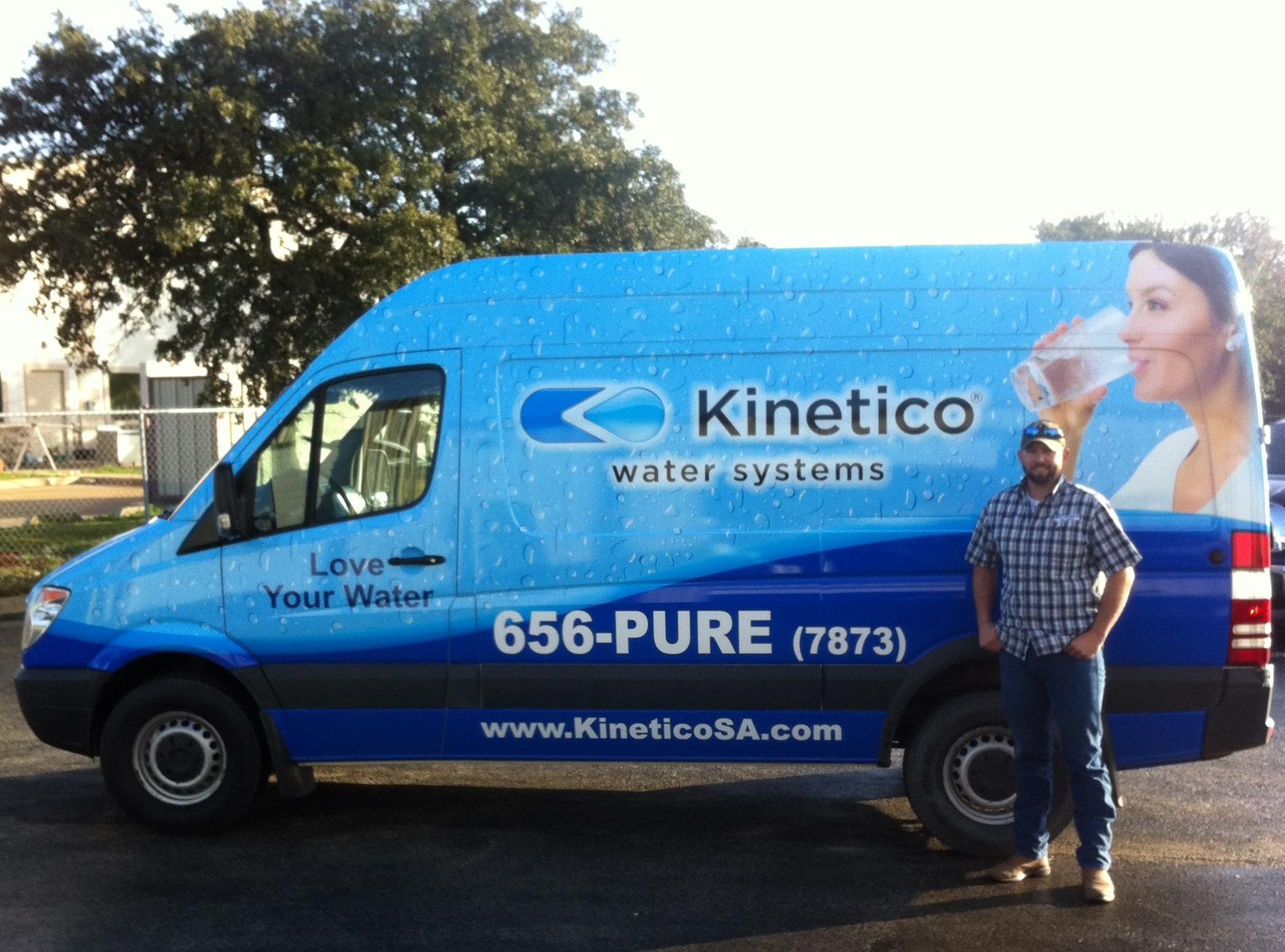 Kinetico San Antonio