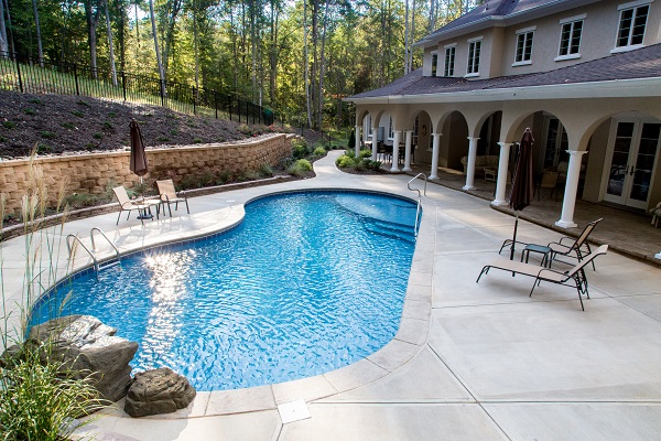 WE HAVE THE EXPERIENCE REQUIRED TO CREATE LUXURIOUS CUSTOM SWIMMING POOLS THAT MATCH THE UNIQUE WISHES OF EACH ONE OF OUR CLIENTS IN MOORESVILLE, NC.