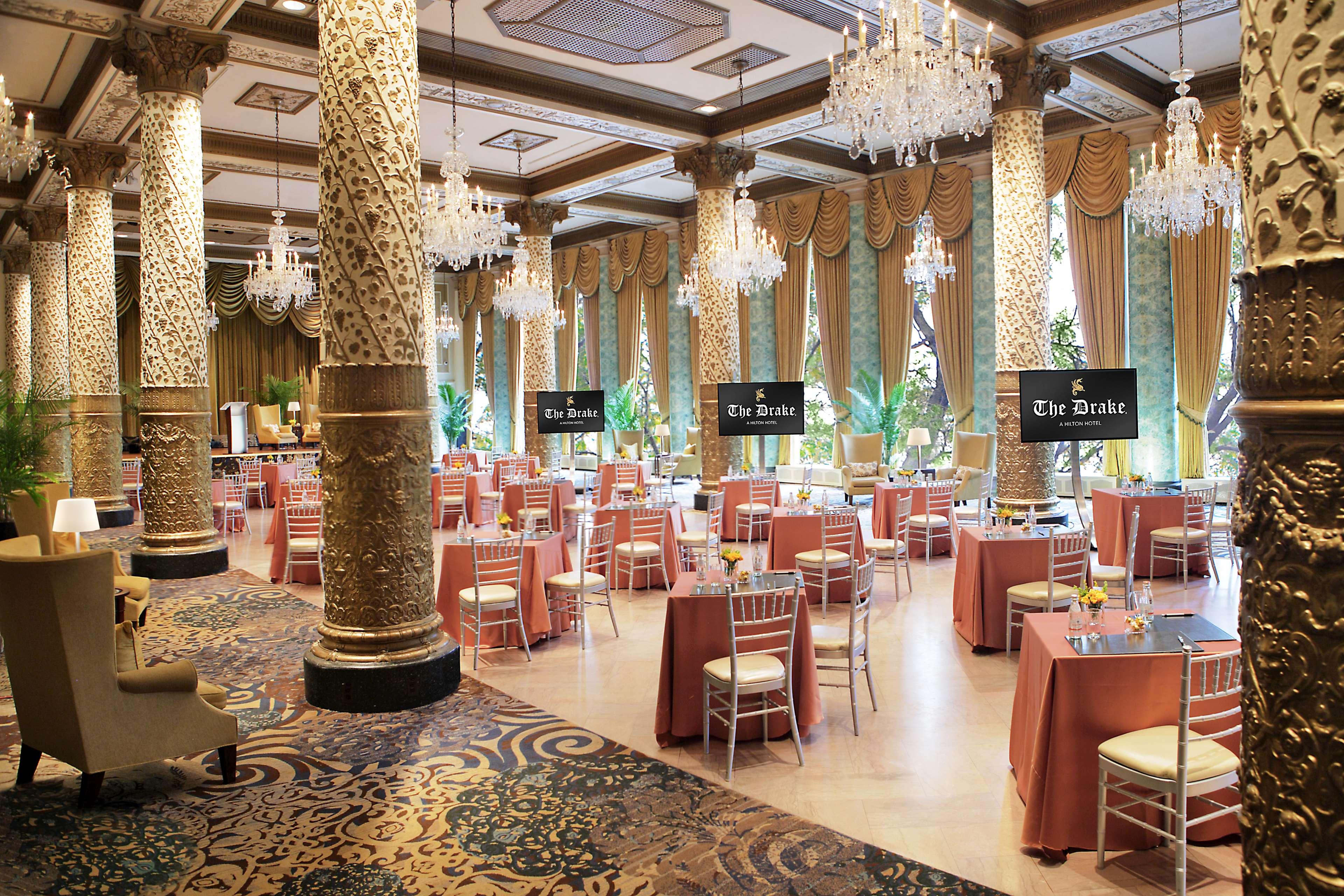 Tea Room East Hotel Miami