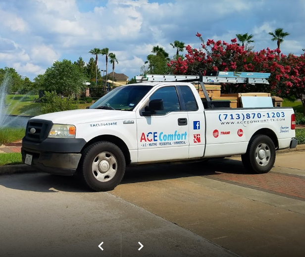 Ace Comfort Air Conditioning and Heating