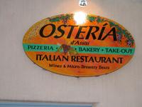 Osteria d'Assisi Restaurant & Bar