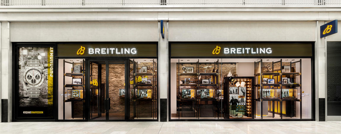 BREITLING BOUTIQUE CARDIFF