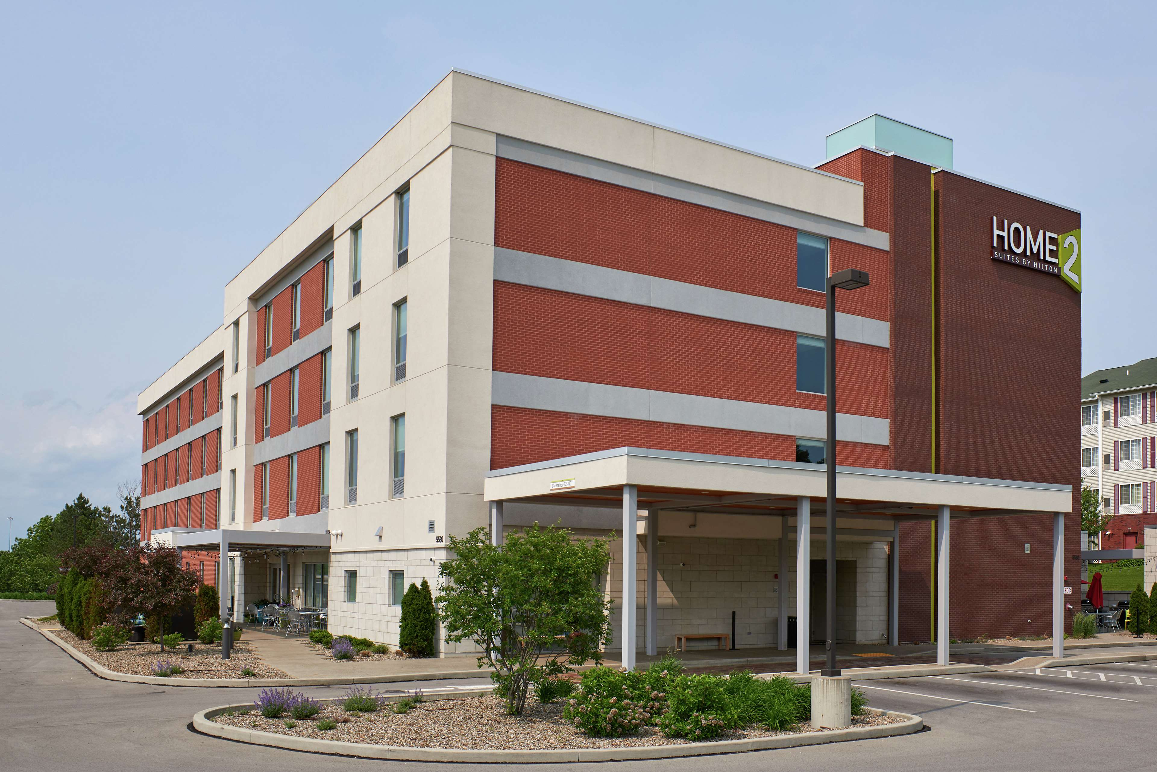 Home2 Suites By Hilton Youngstown West - Austintown