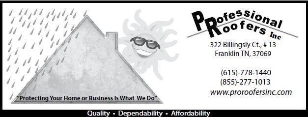 Professional Roofers Inc 5 Photos Roofers Franklin