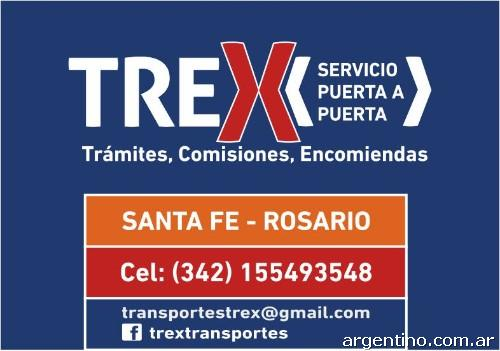 TRANSPORTE TREX