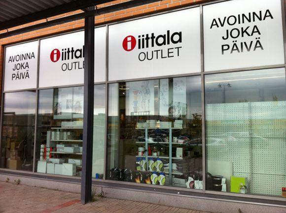 Iittala outlet Lahti