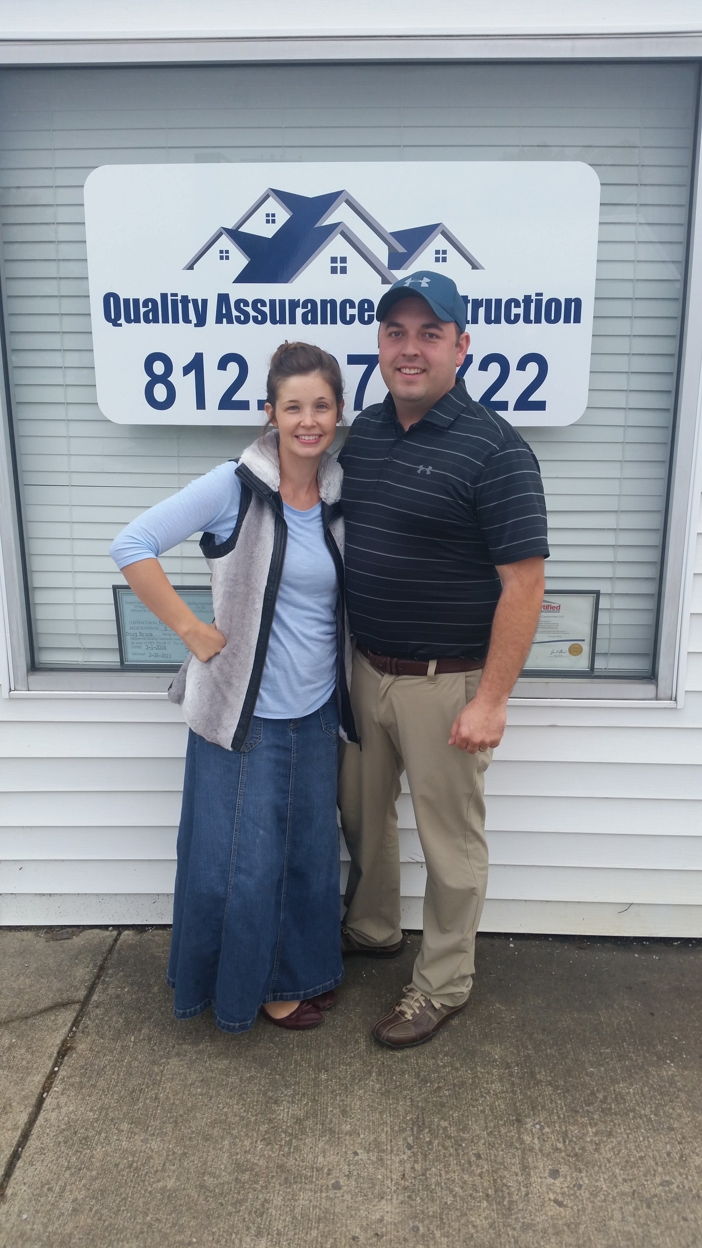 Quality Assurance Construction Sellersburg Indiana In