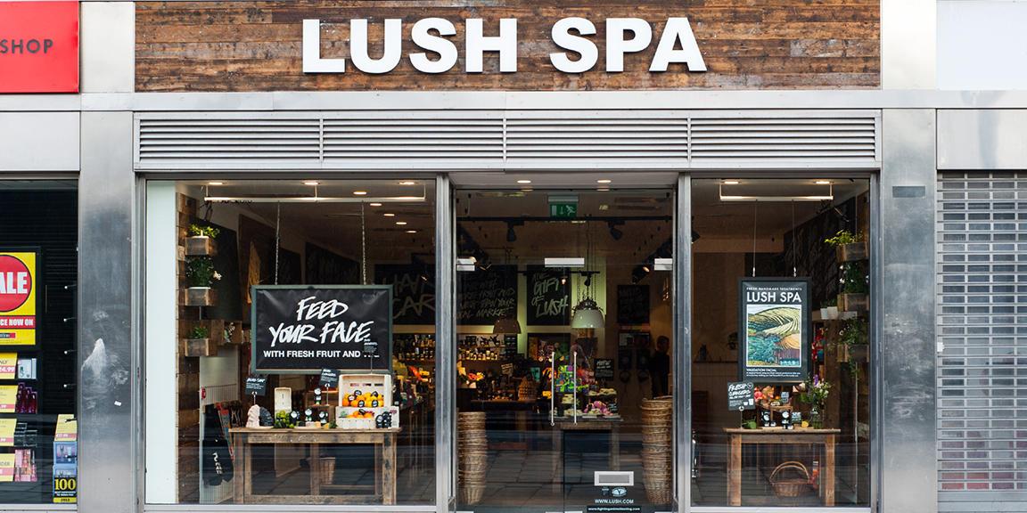 Edinburgh shop front