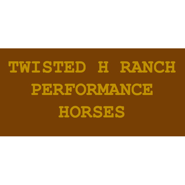 Twisted H Ranch Performance Horses