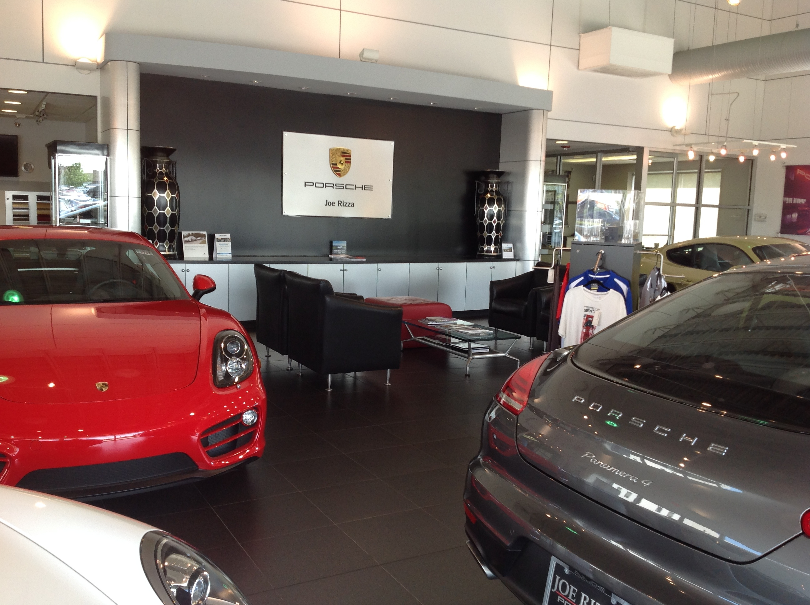 Porsche Orland Park: A Joe Rizza Dealership, Orland Park ...
