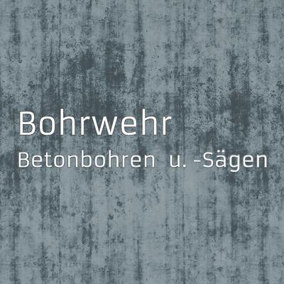 Bild zu Bohrwehr Betonbohren u. -Sägen in Eppelheim in Baden
