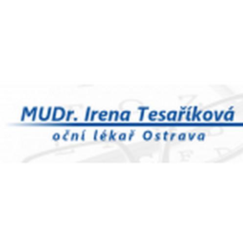 Tesaříková Irena MUDr. - oční ambulance