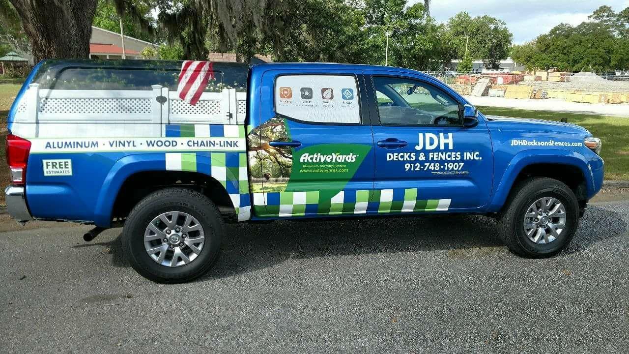 Jdh Decks Fences Inc 226 Old Buckhalter Rd Savannah Ga Fence Contractors Mapquest