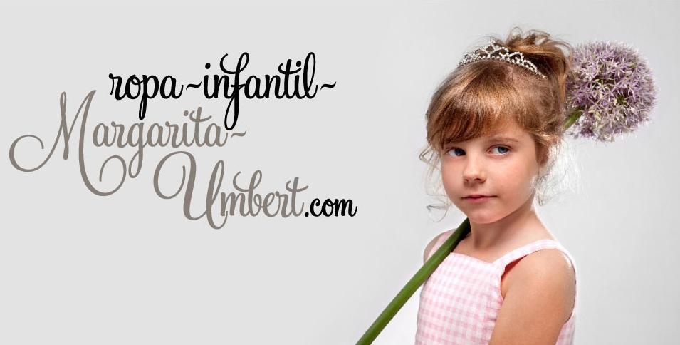 Ropa Infantil Margarita Umbert