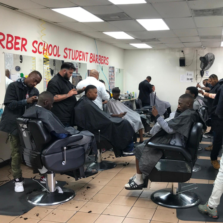 Trend Barber College