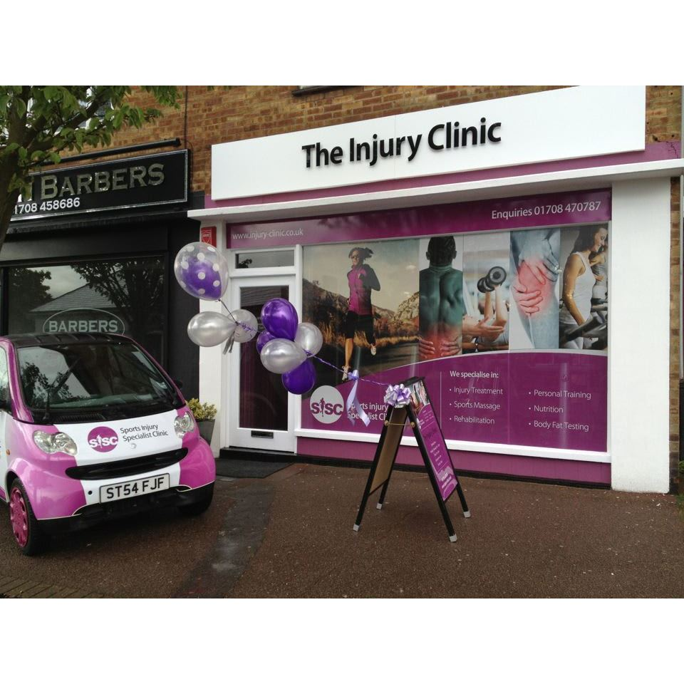 The Injury Clinic - Romford, London RM2 6DA - 01708 470787 | ShowMeLocal.com