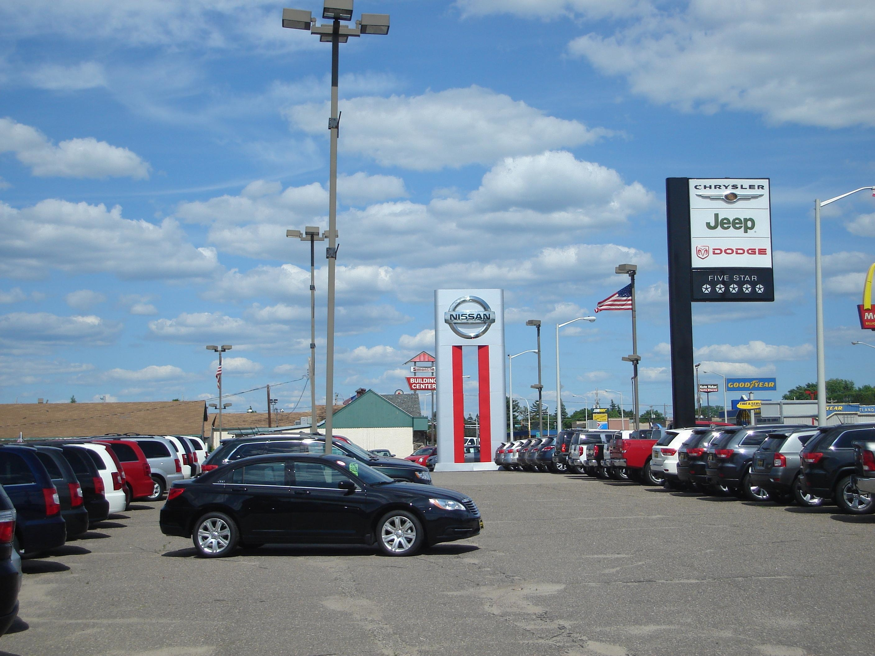 Car Dealerships Bemidji Minnesota
