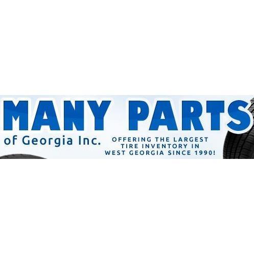 Many Parts of Georgia Inc. - Tallapoosa, GA - Tires & Wheel Alignment