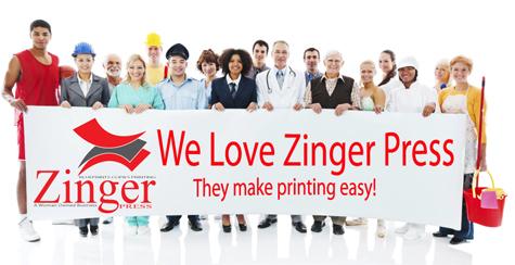 Zinger Press