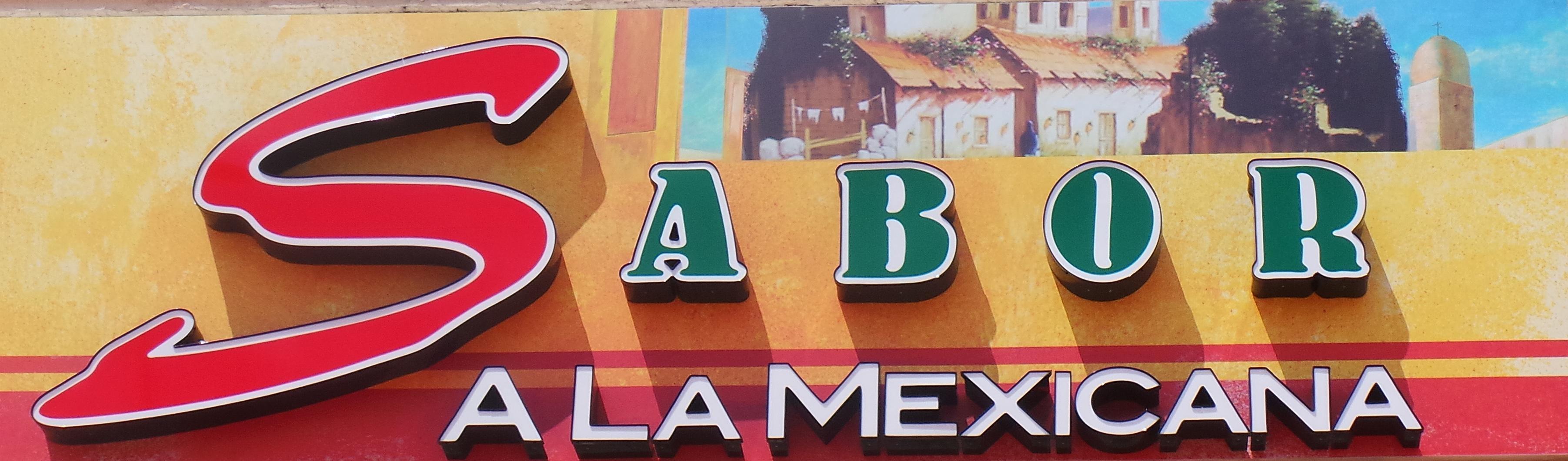 Sabor A La Mexicana Restaurant image 1
