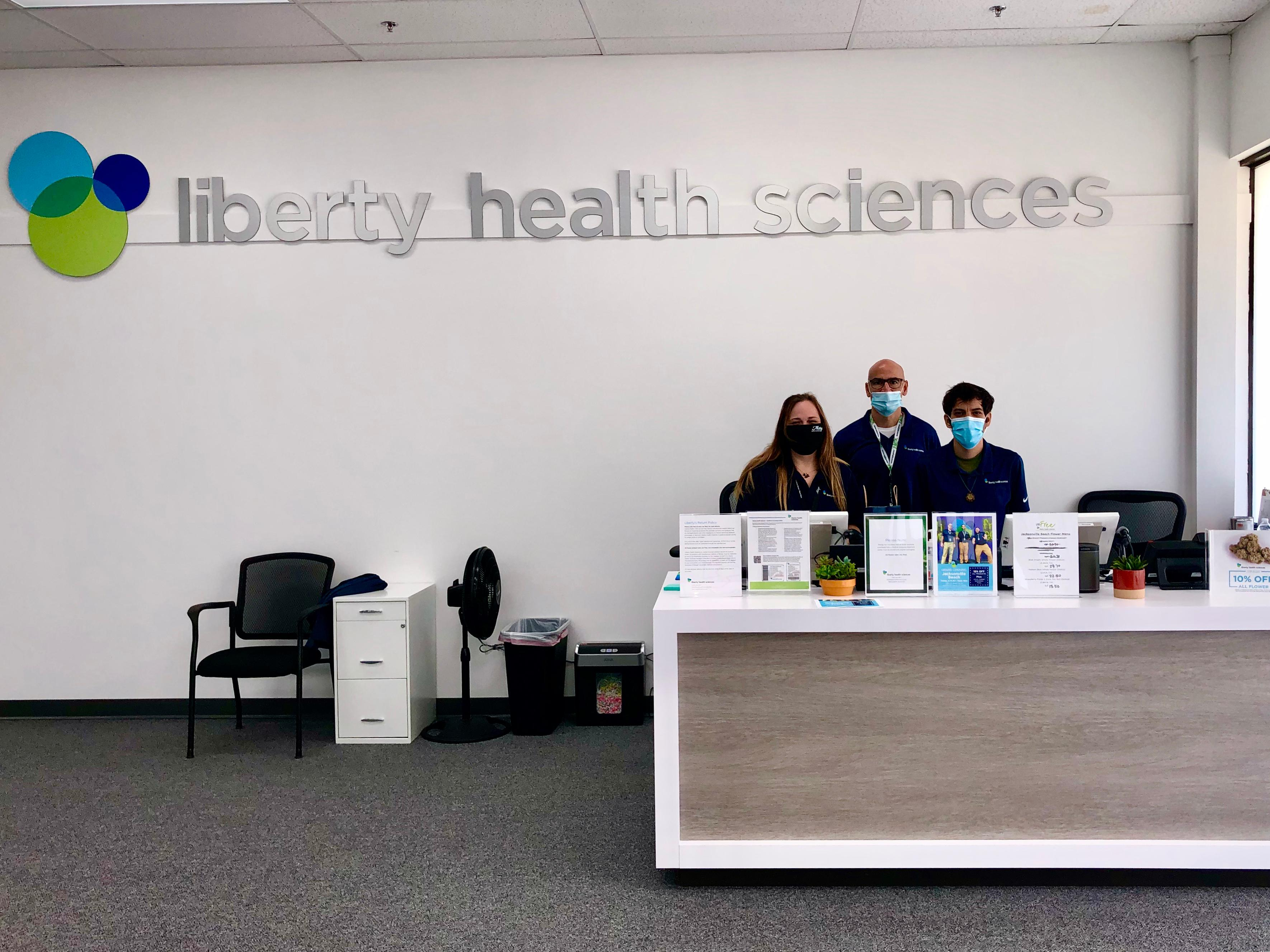 Liberty Health Sciences Medical Marijuana Dispensary Jacksonville Beach