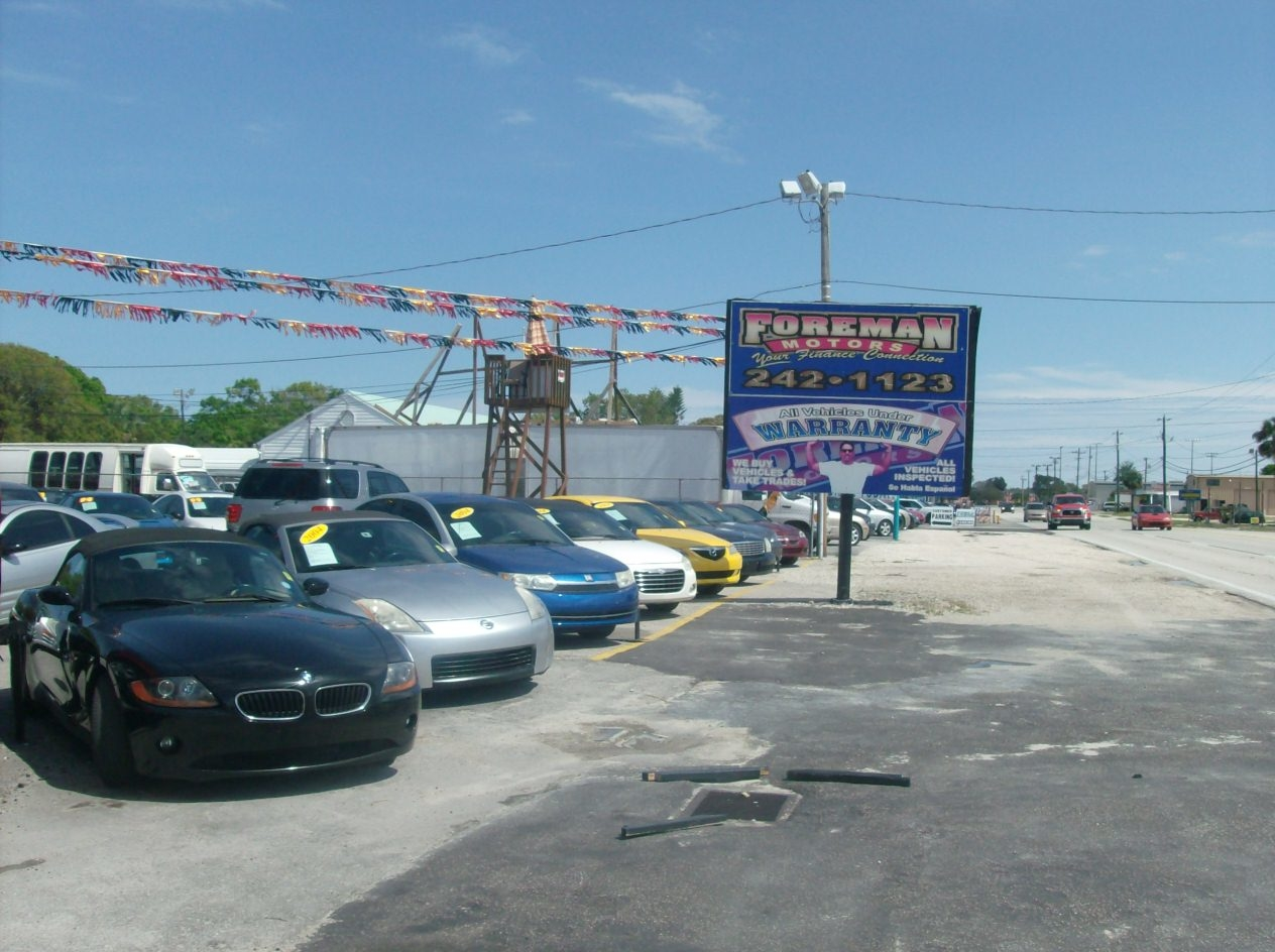 Foreman Motors Inc