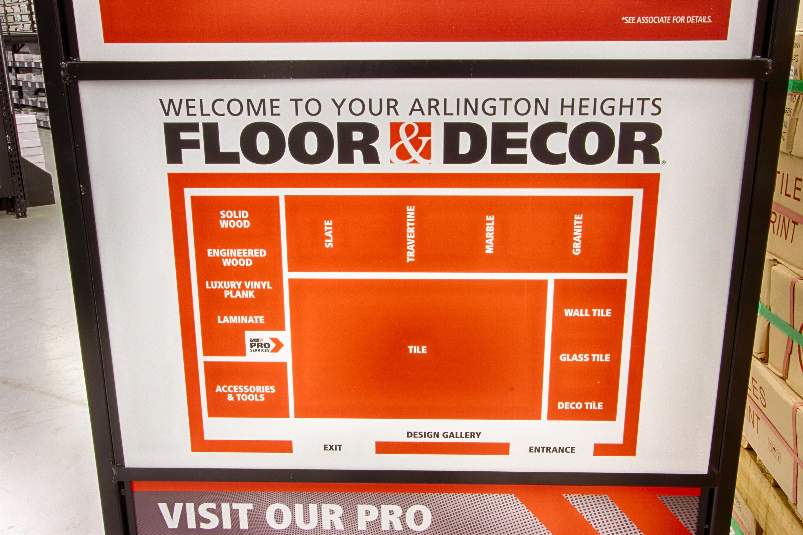 Floor decor coupons near me in arlington heights 8coupons for Floor and decor coupons
