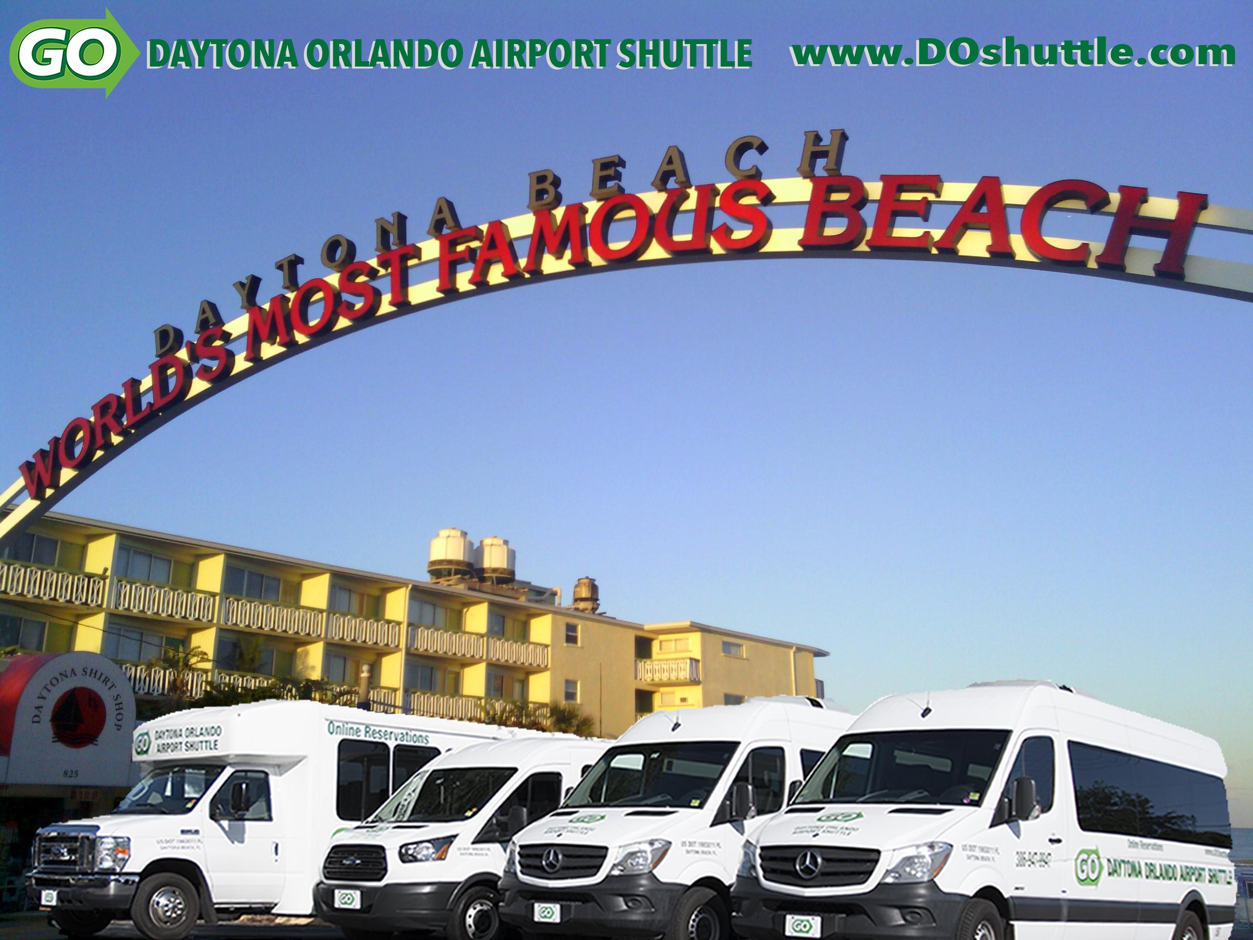Go Daytona Orlando Airport Shuttle Doshuttle 1339 Beville Rd Beach Fl Transportation Service Mapquest