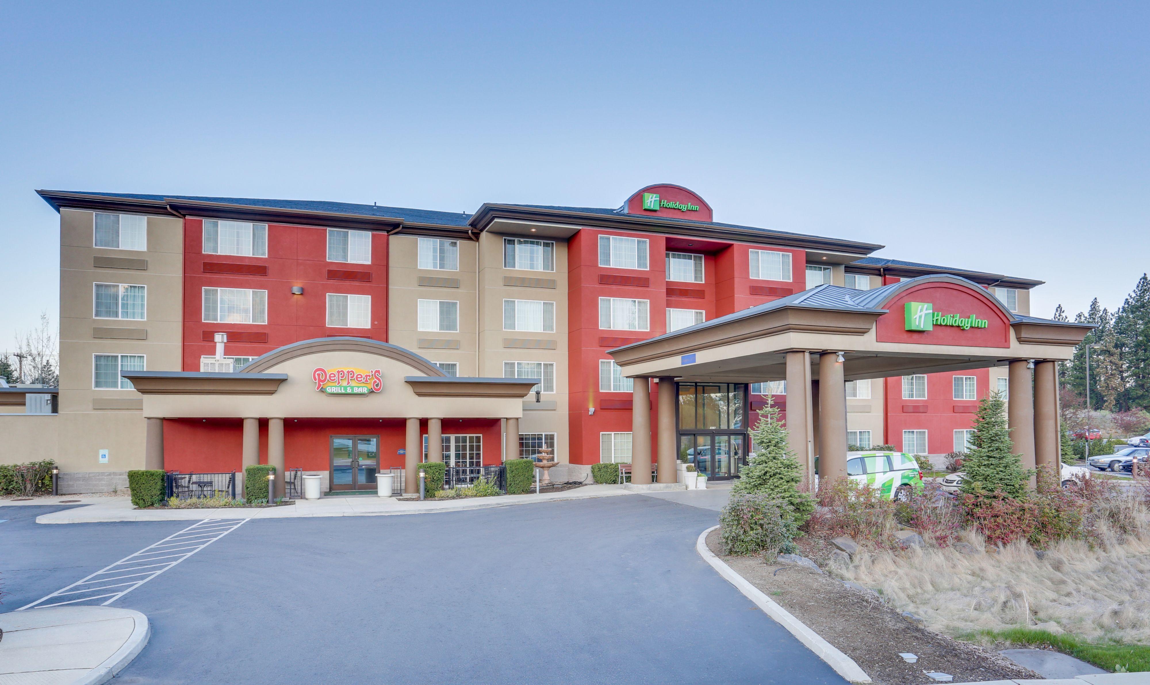 Motels Near Spokane Airport