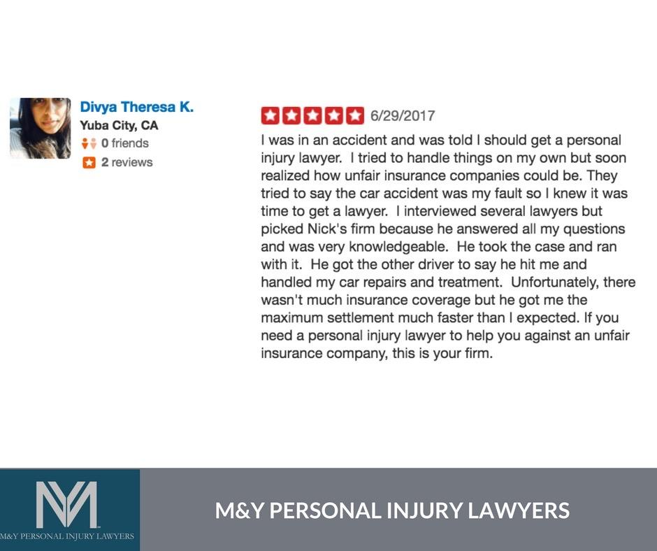 M&Y Personal Injury Lawyers Coupons near me in Fresno ...