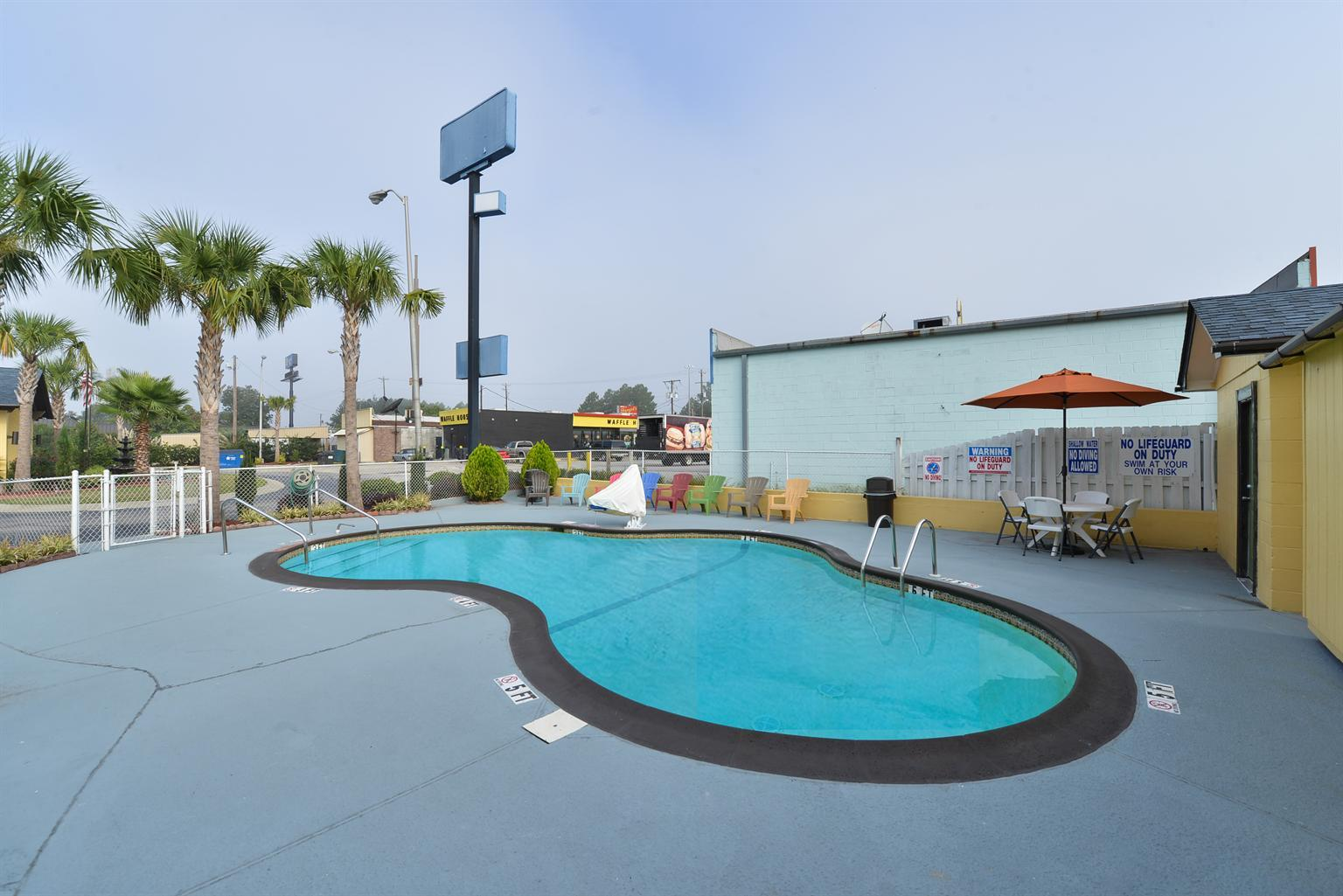 St George Sc Hotels And Motels