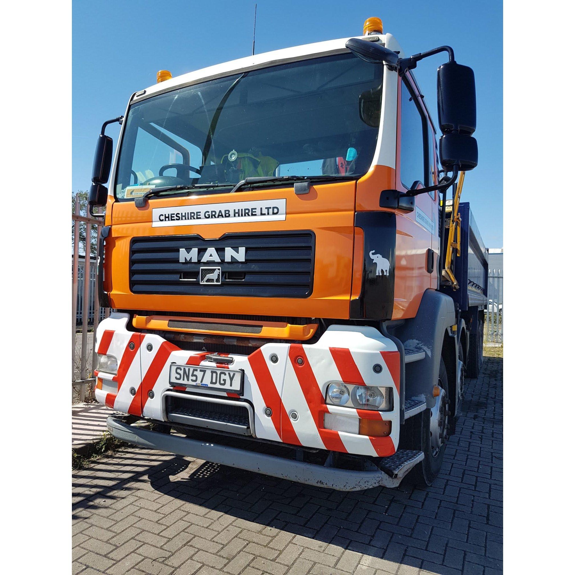 Cheshire Grab Hire Ltd - Sandbach, Cheshire CW11 3RY - 07894 446378 | ShowMeLocal.com