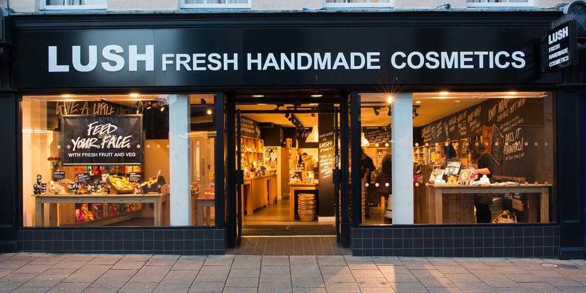 Ipswich shop front