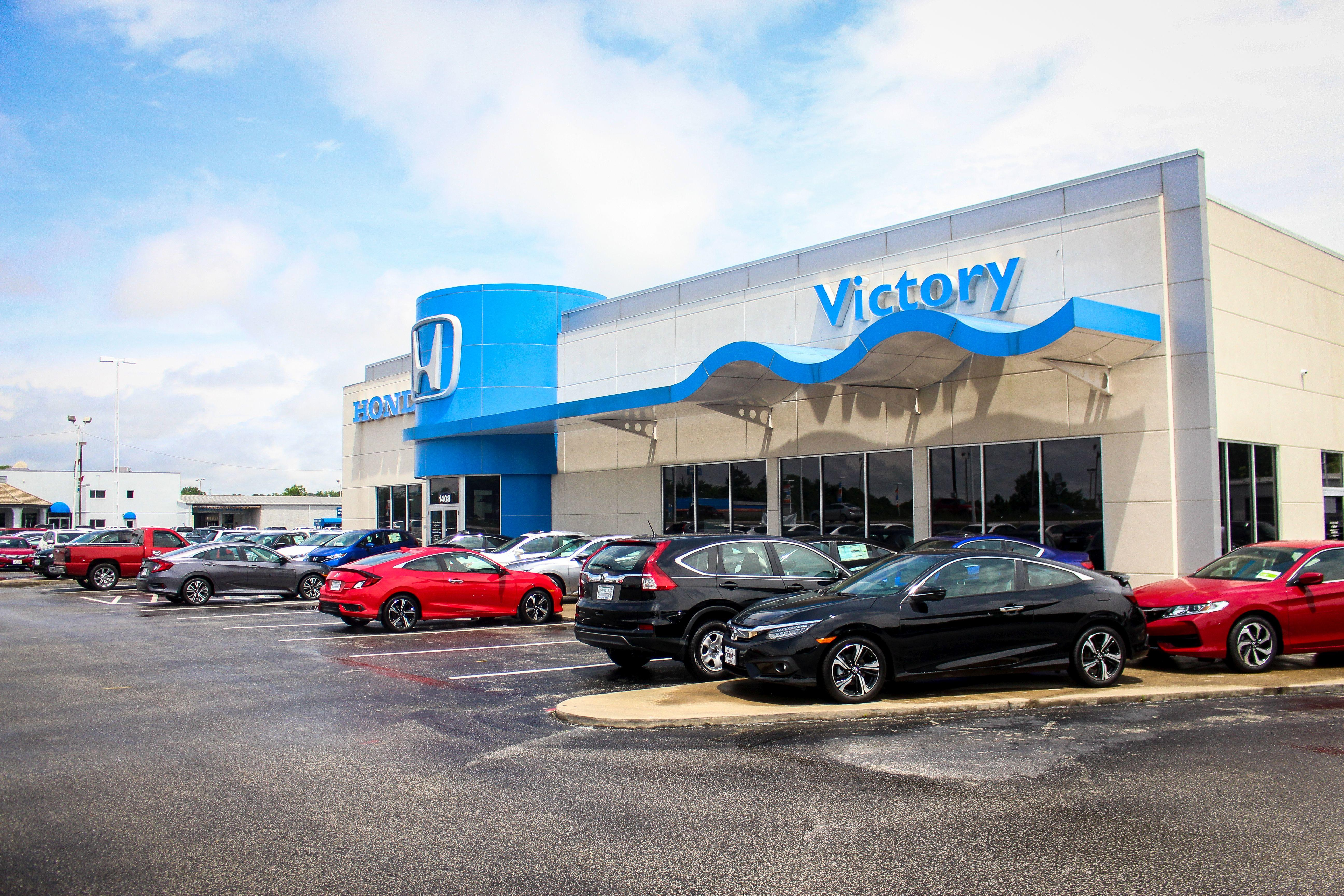 Victory honda of jackson in jackson tn 38305 for Honda dealers in tennessee