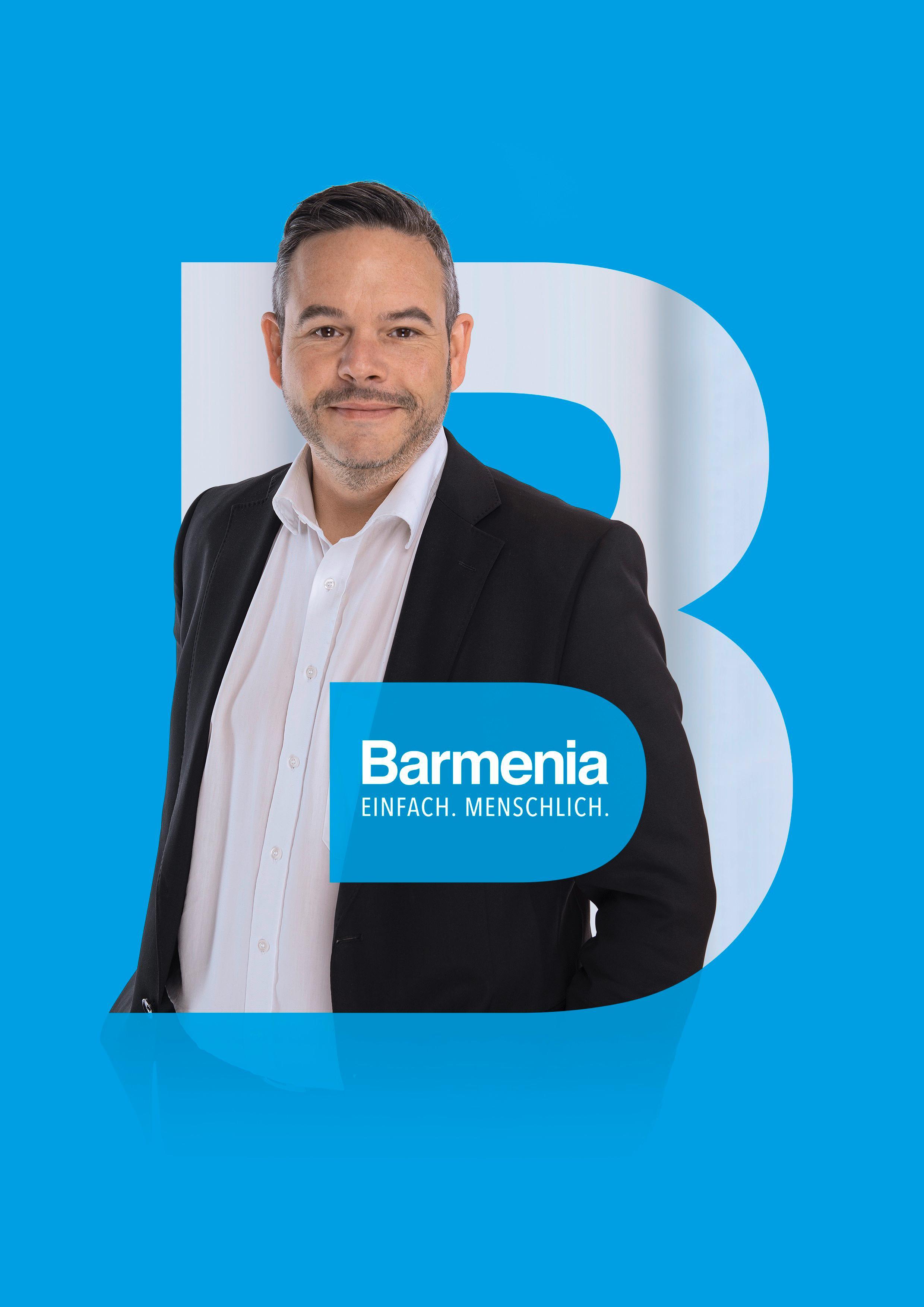 Barmenia Versicherung - Stéphane Tarin