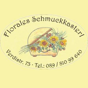Bild zu Florales Schmuckkasterl in München